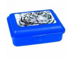 Lunch box Bleue thème Tigres - Sacs de courses
