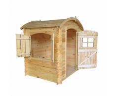 Maisonnette Enfants en Bois Outdoor Toys Bambi - KT12808 - Maisons de jardin