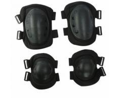 Genou Réglable de Protection Garde Tapis de Sécurité Patin Vélo Engrenage BT050 - Protections du sport
