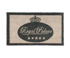 Humour Paillasson Essuie-Pieds - Royal Palace (40x70 cm) - Tapis et paillasson
