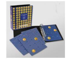 Album complet pour 120 médailles touristiques 7801SP - Autres accessoires de bureau