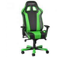 Siege king k06 noir/vert - Sièges et fauteuils de bureau