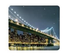 Planche à découper couvre plaques en verre - Wenko - Brooklyn Bridge - Objet à poser