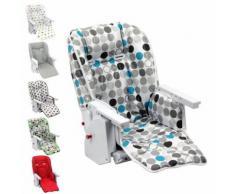 Housse d'assise pour chaise haute bébé enfant gamme Ptit - Ptit chou - Chaises hautes et réhausseurs
