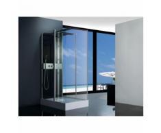 Cabine de douche KALAPANA 120x80x210 cm - Installations salles de bain