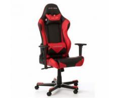 Siege racing re0 noir/rouge - Sièges et fauteuils de bureau
