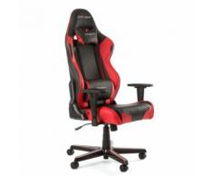 Siege racing rz0 noir/rouge - Sièges et fauteuils de bureau