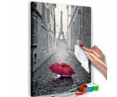 40x60 Tableau à peindre par soi-même Kits de peinture pour adultes Moderne même - Décoration murale
