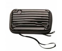 sac à main cosmétique valise imperméable / crashproof Mini Valise Trousse Kiliaadk776 - Boite de rangement