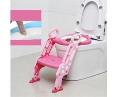 Enfants Toilette Portable bébé Anneau extérieur Voyage Chaise pliante Potty BT016 - Accessoires salles de bain et WC