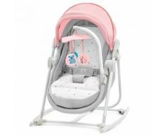 Berceau pour bébé 5 en 1 pliable Unimo Kinderkraft Rose - Balancelles