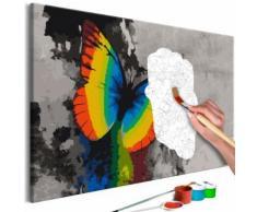 60x40 Tableau à peindre par soi-même Kits de peinture pour adultes Joli même - Décoration murale