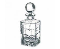 Bruno Evrard - Carafe à whisky en cristal 0,8L - TIMESQUARE - Carafes