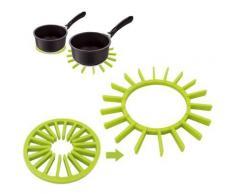 Dessous de plat 2 en 1 en silicone - Autres