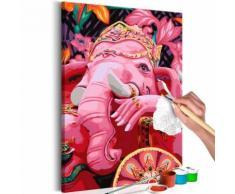 40x60 Tableau à peindre par soi-même Kits de peinture pour adultes Chic même - Décoration murale
