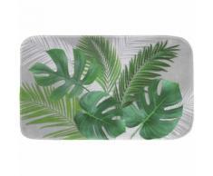 tapis de bain 45 x 75 cm microfibre imprimee amazonica des. place - Tapis et paillasson