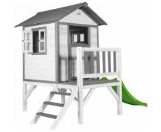 Axi - Maisonnette enfant Sunny Lodge XL en Hemlock - Maisons de jardin