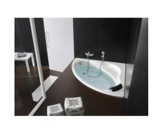 Baignoire D'Angle Bali Roca 1450 X1450Mm Blanc - Installations salles de bain