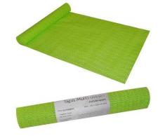Tapis Juicy Antidérapant Protection Meuble Tiroir... 30x150cm Vert - Objet à poser