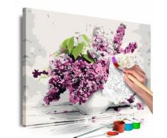 60x40 Tableau à peindre par soi-même Kits de peinture pour adultes Stylé même - Décoration murale