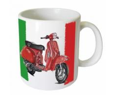 Tasse en céramique Scooter by Cbkreation - Tasse et Mugs