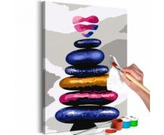 40x60 Tableau à peindre par soi-même Kits de peinture pour adultes Joli même - Décoration murale