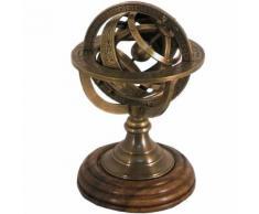 Décoration Globe Terrestre 13 cm - Objet à poser