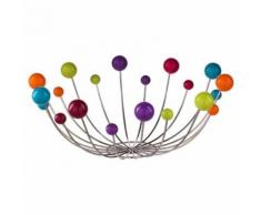 Corbeille à Fruits Boule Colors Multicolore - platerie, service