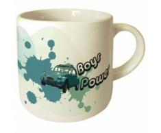 Mini tasse en céramique Boys Power by Cbkreation - Tasse et Mugs