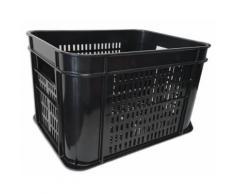 Lynx casier à vélos en plastique 30 litres noir - Equipements et accessoires de cyclisme