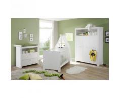 Olivia chambre bébé complete 3 pieces - Chambres enfant complètes