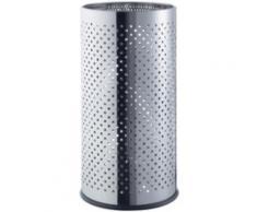 Helit porte parapluie en métal, décor avec perforations, - Autres accessoires de bureau