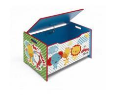 Fisher-Price coffre à jouets en bois junior 92 litres - Boite de rangement
