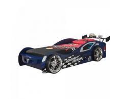 Vipack Funbeds Lit voiture Grand Turismo bleu - Lit pour enfant