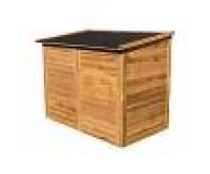 CHALET & JARDIN Coffre en bois TROCADERO 1350L