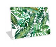 Feuille de palmier banane Monstera Skin de laptop