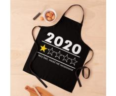 Revue 2020 - T-shirt très mauvais ne recommanderais pas (classement 1 étoile) Tablier