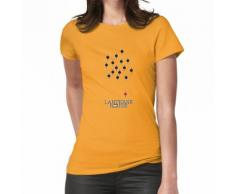 Lanterne Rouge Women's Fitted T-Shirt