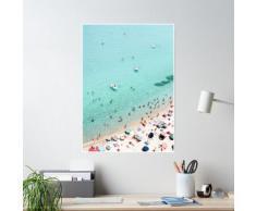 Jour de plage Poster