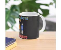 Lampe à lave Retr0 années 1970 rétro Vintage lampes à lave Groovy 70's Seventies amoureux de Mug