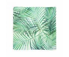 Modèle de palmier tropical Écharpe