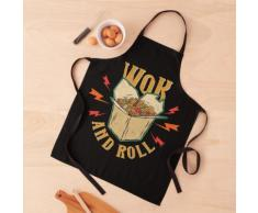 Nouilles Wok And Roll Tablier