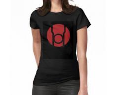 Affiche de lanterne rouge v.2 T-shirt femme