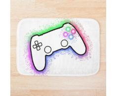 Contrôleur de jeu Splash Art (PS4) Tapis de bain