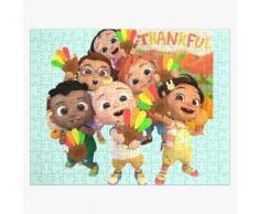 Collection de personnages CocoMelon pour chambre de bébé 2020 Puzzle