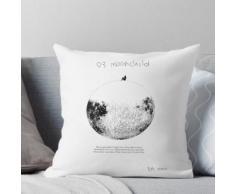 RM Mono. - Enfant de lune Coussin