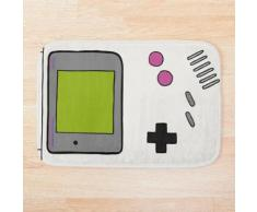 Game Boy rétro Tapis de bain