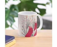 Renard dans l'arbuste Mug