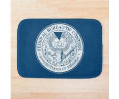 Bureau fédéral de contrôle Tapis de bain