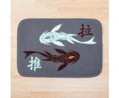 Avatar - Tui & La (Raava / Vaatu) v1 Tapis de bain